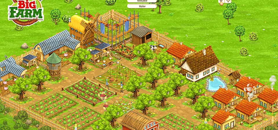 Informstionen über Goodgame Big Farm
